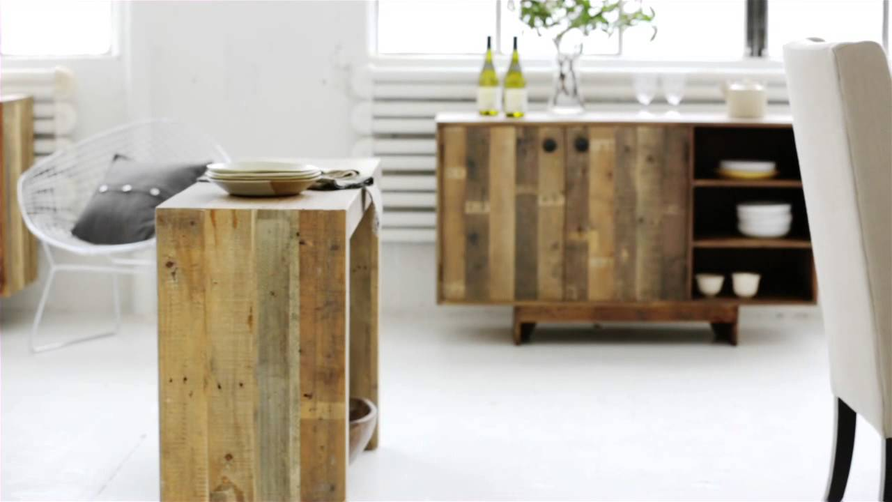 Go Green With West Elm S Emmerson Collection Youtube