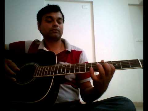 Anand Zindagi Kaisi Hai Paheli On My Guitar