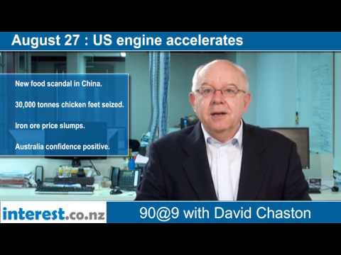 90 seconds @ 9am: US engine accelerates