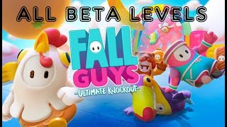 Fall Guys All Levels Gameplay