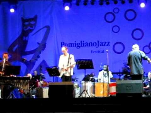Arto Lindsay + Orchestra Napoletana di Jazz -