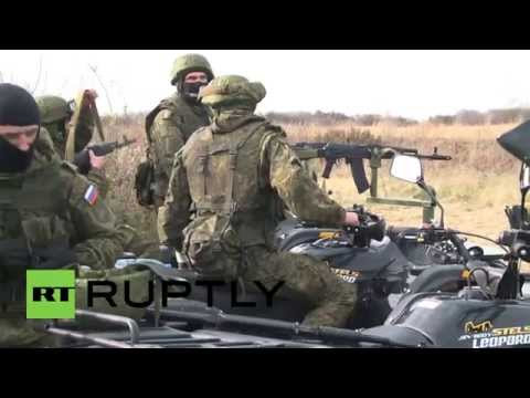 Serbia: See Russian paras jump into action at SREM-2014 joint drills