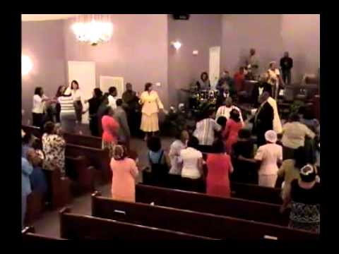 Watch Overcoming COOLJC Church, Shouting with the Holy Ghost.mp4
