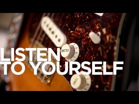 Listen To Yourself | Guitar | Minute Music School