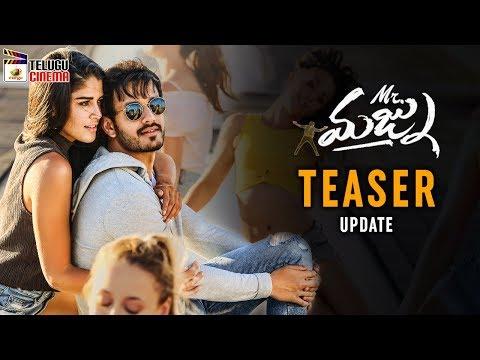 Mr Majnu Movie TEASER update | Akhil Akkineni | Nidhhi Agerwal | Venky Atluri | Mango Telugu Cinema