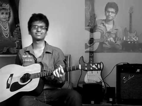 Tere Mera Pyar ( Pehla Ye Pehla ) Kumar Sanu Unplugged Acoustic Guitar Cover With Chords video