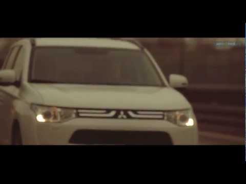 Mitsubishi Outlander, тест-драйв