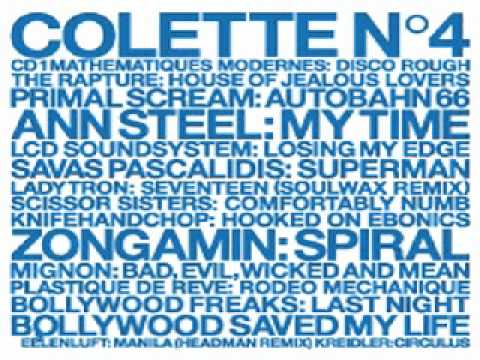 2 Many Dj&#039;s - Colette.wmv