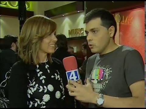 Miguel Herrero con Anne Igartiburu y Ana Blanco.