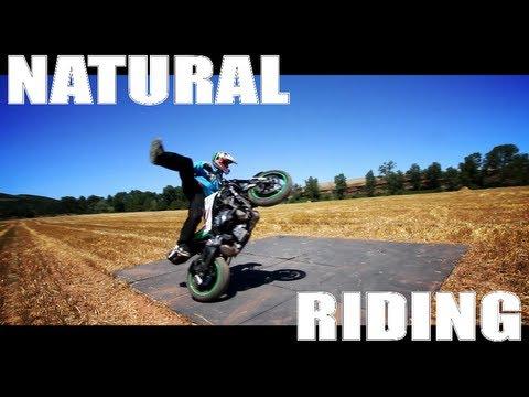 Motorcycle Stunts - Jorian Ponomareff : Nature Ride