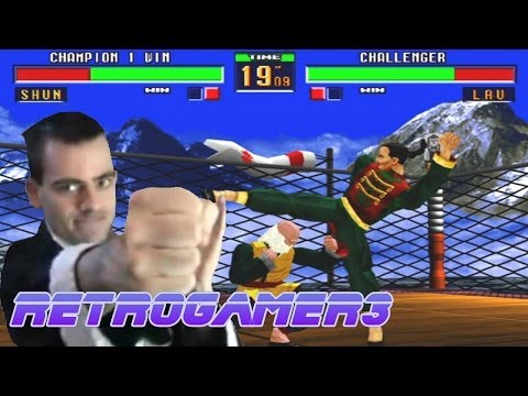 My Top 5 Fighting Games by RetroGamer3