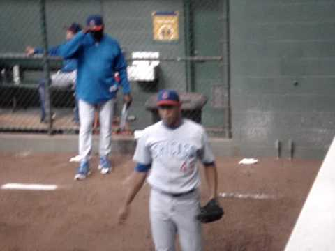 Carlos Marmol bullpen '08 cubs/brewers Video