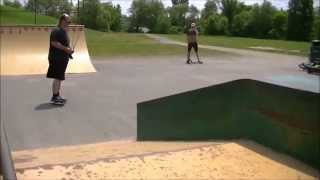 Traxxas Ruster EPIC Skate Park Bash MUST Watch