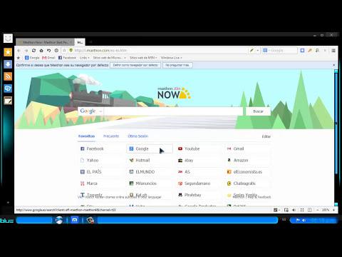 maxthon cloud browser 4 en español  el navegador mas rapido del mundo 2014