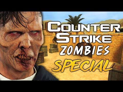 COUNTER STRIKE ZOMBIES - SPECIAL ★ Call of Duty Zombies Mod (Zombie Games)