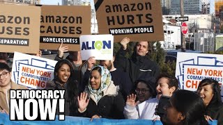 Amazon's Defeat in NYC Galvanizes Movement to End Billion-Dollar Corporate Welfare