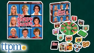 The Brady Bunch Party Game from Big G Creative
