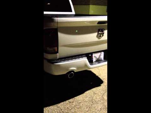 2012 dodge ram 1500 Hemi express LOUD