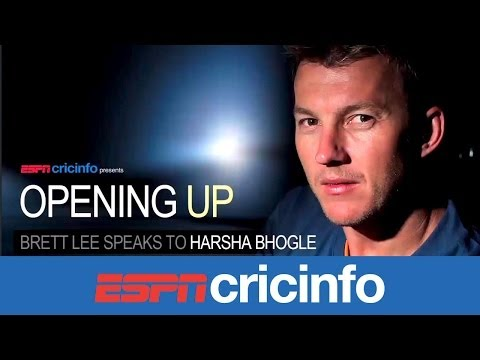 Brett Lee Part 4: 'If I can't bowl 145kph, I'll quit' | Opening Up