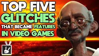 Top Five Glitches That Became Features in Video Games - rabbidluigi