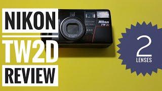 Nikon TW2 - Two lenses!!  35mm & 70mm