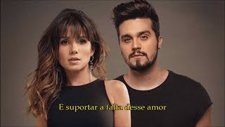 Paula Fernandes part.  Luan Santana - Juntos [Shallow] (Letra)