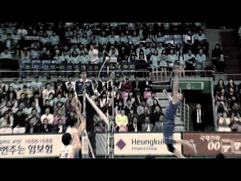2011-2012 V리그 시상식의 프로록 (KSBN Sports)