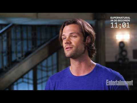 Supernatural  in 30 Seconds (entertainment weekly)