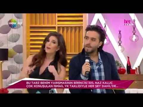 İsmail YK & İdil Naz - Bombabomba.com Performansı (16.03.2015)