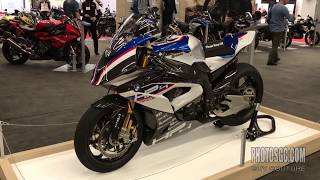 2019 Le Salon de la Moto de Montréal BMW HP4 HD photosgc.com