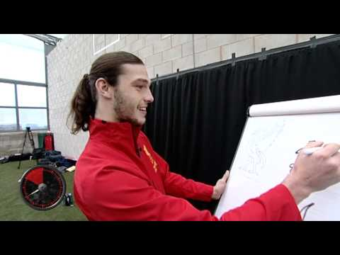 Liverbird challenge: Andy Carroll