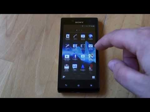 Sony XPERIA J with 11.2.A.0.31 Android 4 1 2 Jelly Bean firmware review