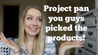 You Picked! Project Pan Intro