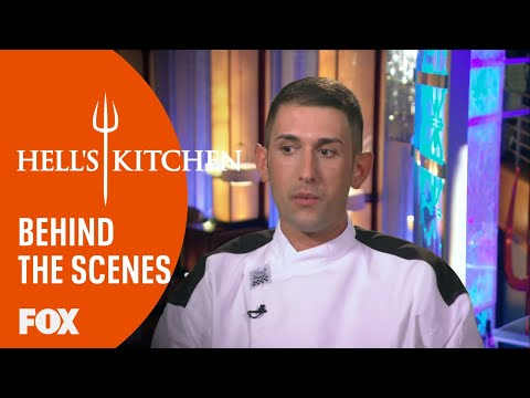 HELL'S KITCHEN | Season 14 Contestant: Nick | FOX BROADCASTING