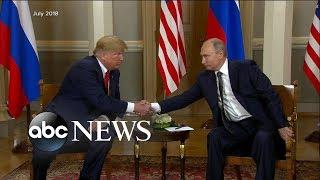 Trump blasts 2 bombshell reports on Russia investigation