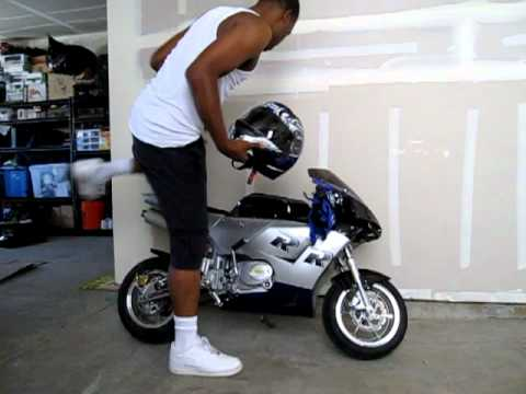 x18 Super Pocket Bike 2013  Brand New motorcycle