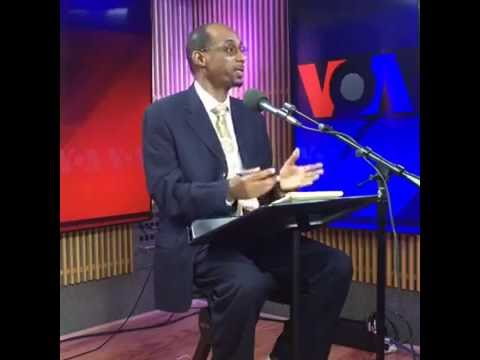 Ethiopia - VOA's 3 Main Questions To Mr. Juneydi Saaddo: AAU Students, A.A. Masterplan & Corruption