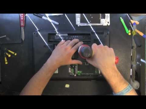 HP G60 take apart video. disassemble. how to open disassembly