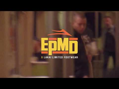 Griffin Gass for Lakai x EPMD