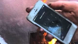 Iphone в огне не горит