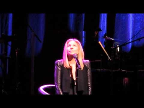 Barbra Streisand Performing Send In The Clowns Live on 11.8.13 @ Lincoln Center