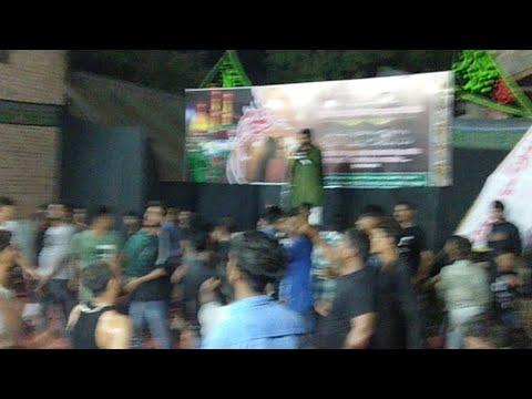 SHABIHE Taboot Imam Husain 15 Muharram 2019 Nizamuddinpur
