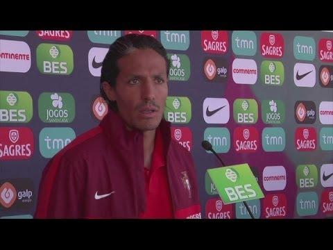 Portugal v Sweden - Bruno Alves wary of Ibrahimovic threat