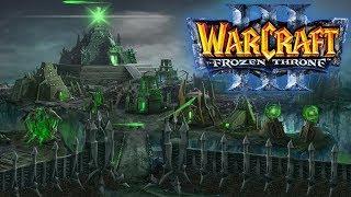 ЛЕГИОН И ОРКИ! - ПРОКЛЯТЫЙ ГОРОД! - ДОП КАМПАНИЯ!(Warcraft III: The Frozen Throne) #3