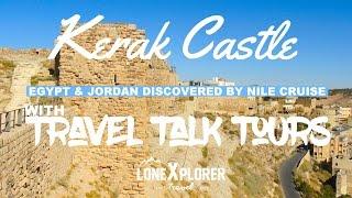Kerak Castle, Jordan with Travel Talk Tours (2016)