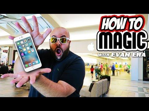 10 Amazing iPhone Magic Tricks!