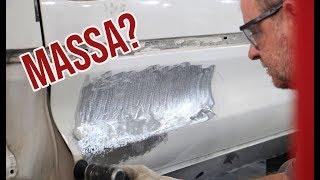 FUNILARIA TOYOTA MR2: MASSA, FUROS E + SURPRESAS | CUSTOM GARAGE #EP02
