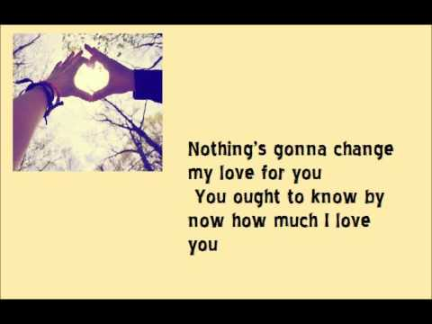 Nothing's Gonna Change My Love For You - AirSupply (Lyrics)