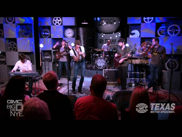 The Revivalists - Criminal; Big D NYE 2015 Fast Track To Fame