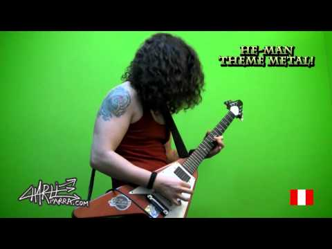 He-Man: Opening Theme Metal Guitar